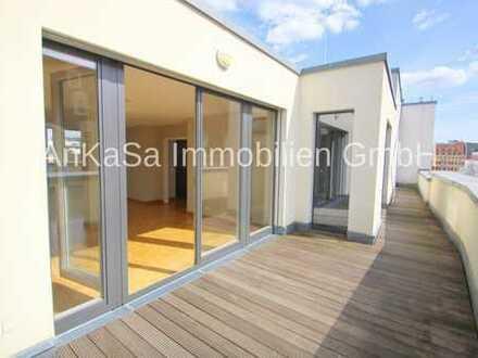 AnKaSa GmbH*KATHARINUM am Marktplatz*4 Zimmer*DG*Lift*+3 Dachterrassen*2 Bäder*TG*Green Building*