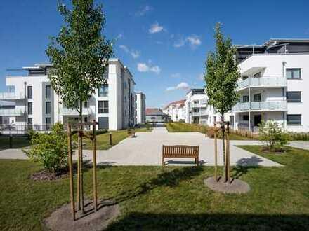 Erstbezug einer ansprechende 2-Zimmer-Wohnung mit gehobener Innenausstattung zur Miete in Gifhorn