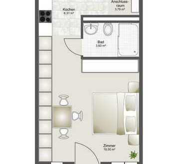 Sanierte Wohnungen in Citylage von Landau mit KfW Förderprogramm