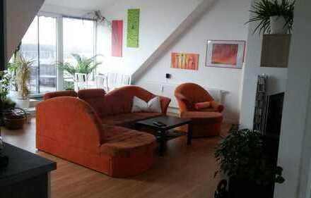 Sehr helle drei Zimmer Wohnung in Dillingen