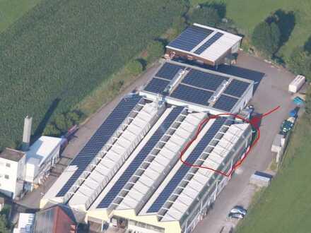 POVISIONSFREI 450m² Gewerbefläche ebenerdig ideal für Versand, Lager oder leichte Produktion