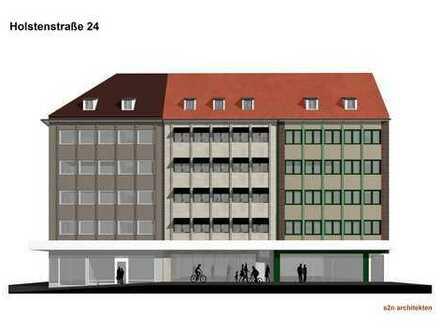 Erstbezug in revitalisiertes Baltic House Funktionale Grundrisse***Flexible Mitgestaltung