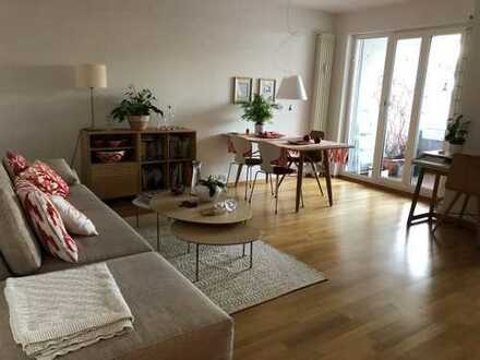 SCHÖNE moderne 2-Zimmer-Wohnung,ca.58 m²,sonniger Balkon,SENDLING-Sachsenkamstraße