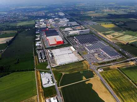 Bönen - 23.000 m² Gewerbe- und Industriegrundstück - TOP LAGE