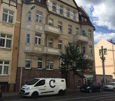 Über den Dächern von Halle- südlicher Stadtbereich ! 1