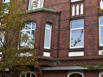 Stilvolle Altbauetage im Zentrum von Eckernförde