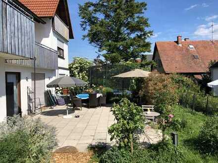 Obersulm-Willsbach: großzügige 2,5-Zimmer-Gartenwohnung mit sonniger Südterrasse