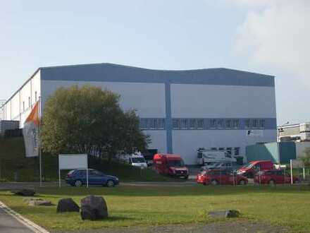 Abgetrennter/Eigenständiger Hallenteil zur Produktions -und Lagernutzung mit Büro -und Sozialbereich