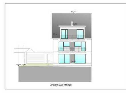Neubau mit Terrasse & Garten: 5-Zimmer-Maisonette-Wohnung/Doppelhaushälfte in Filderstadt
