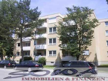gemütliche 3,5 Zimmer – Wohnung im Erdgeschoss in Neuburg - Ostend