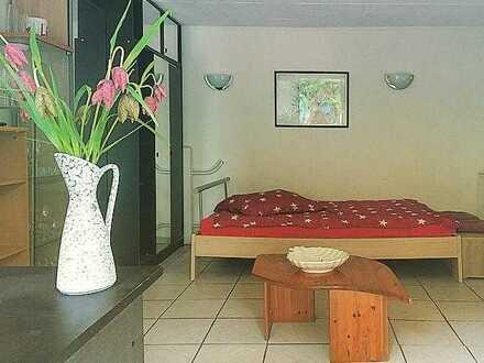 Stilvolle, sanierte 1-Zimmer-EG-Wohnung mit EBK in Westheim