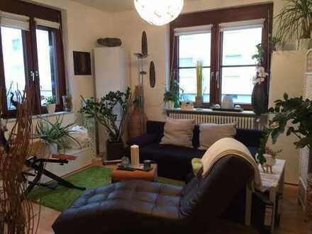 2,5-Zi--Whg., 77qm mit Außenbereich in gemütlichem Anwesen in MA-Friedrichsfeld