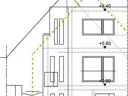IHR NEUES ZUHAUSE: Doppelhaushälfte mit Grundstück, kleinem Garten, Dachterrasse und Stellplatz
