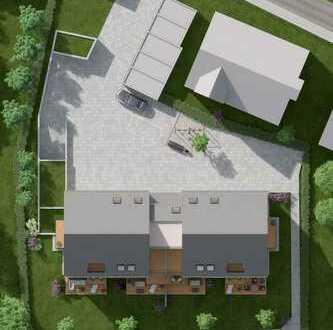 Terrassenwohnung Neubau Inningen