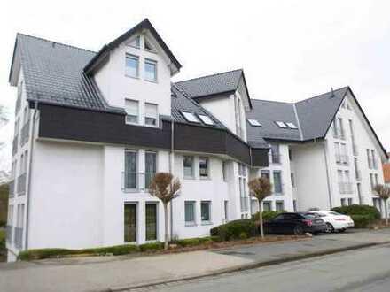 Schöner Wohnen in Bad Salzuflen...Komfort- ETW mit Personenaufzug in parkähnlicher Umgebung!!!