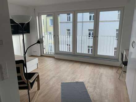exklusive 1-Zimmer-Wohnung mit EBK in Nürnberg