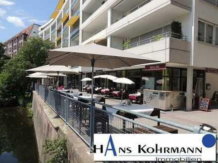 Restaurant in Toplage an der Enz