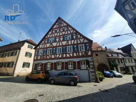 Sehr gepflegtes Wohn- und Geschäftshaus (mit viel Ausbaupotential) in Neudenau zu verkaufen