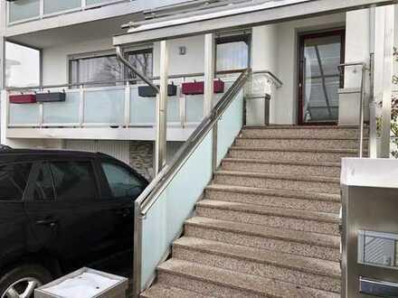Schöne 2-Zimmer-Wohnung mit Balkon und EBK in Haldenwang