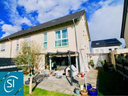 Einfach schöner Wohnen.... lichtdurchflutetes RH-Endhaus (KfW-Effizienzhaus 70) mit Garage
