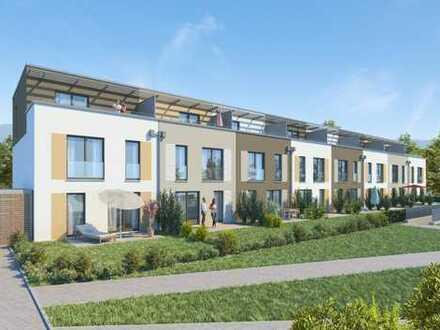 Reihenhaus mit 145 m² Wfl. und Dachterrasse in Baden-Baden, an den Oosgärten