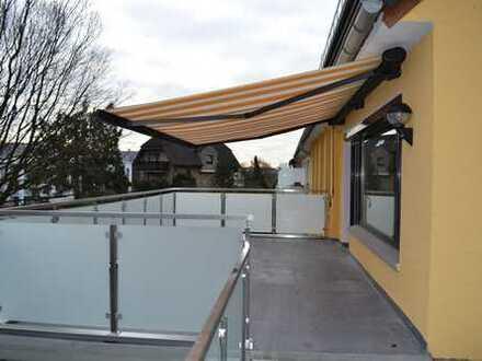 Exklusives Apartment mit riesiger Dachterrasse in Essen-Haarzopf