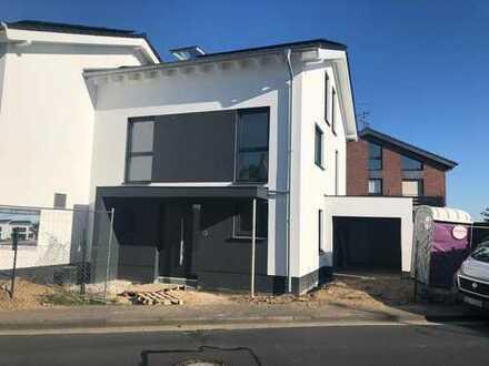 Nachhaltige Doppelhaushälfte in Bonn-Holtorf