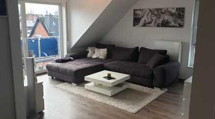 Gepflegte 3-Zimmer-DG-Wohnung mit Balkon in Lünen-Brambauer