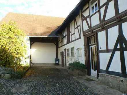 Historisches Fachwerkhaus in gutem Zustand mit viel Potential!!37242 Bad Sooden-Allendorf/OT K