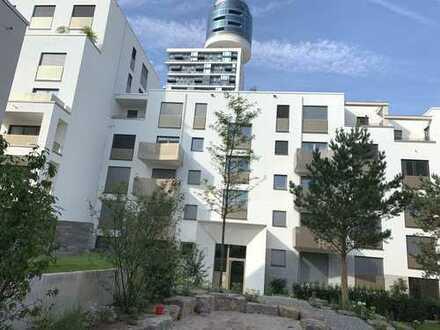 Endspurt !! 3 Zimmer Wohnung Quartier Stadtgärten am Henninger Turm