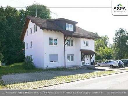 Mehrfamilienhaus in schöner Wohnlage von Weissach im Tal!