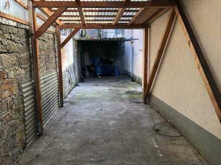 Garage mit 3 Stellplätzen in Eningen Ortsmitte