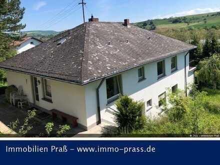 Top-Gelegenheit! Einfamilienhaus mit ELW in zentraler Lage von Bad Sobernheim zu verkaufen