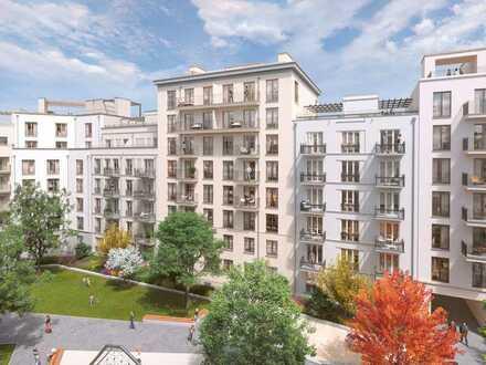 Neues Wohnen am Nockherberg! Intelligent geplante 3-Zimmer-Wohnung mit viel Freiraum und Loggia