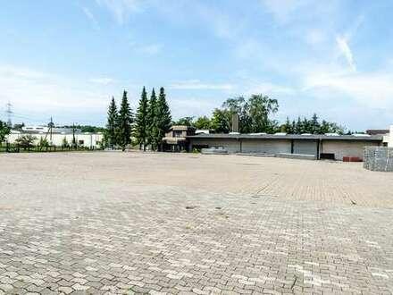 4040 qm Aussenfläche + EG Büro mit Atrium - Renoviert und bezugsfrei - in Bielefeld - Altenhagen