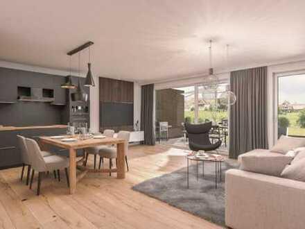KFW 40 Neubau: Exklusive Eigentumswohnung mit eigenem Garten