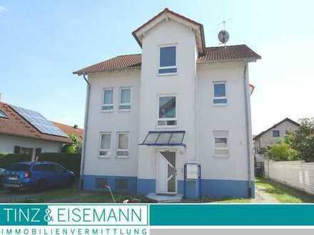 2-Zimmer-Souterrainwohnung mit Terrasse und Kfz-Stellplatz in Stettfeld