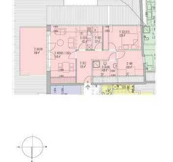 Erstbezug: Freundliche 3-Zimmer-Dachgeschosswohnung mit Balkon in Selm-Bork (Nr. 12)