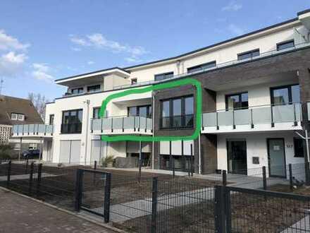 Erstbezug mit grossem Balkon: stilvolles Studio im Süden von Duisburg