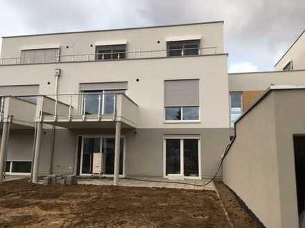 Erstbezug mit EBK und Balkon: freundliche 2-Zimmer-Wohnung in Neuburg an der Donau