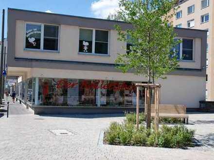 Zentrale Lage in Nürnberg-Westtorgraben: 122 m² Ladenfläche- große Schaufensterfront- 118 m² Lager