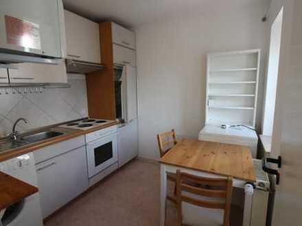 Neu renoviertes 1 Zimmer Apartment mit EBK und Balkon in Darmstadt