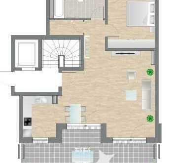 Penthouse mit toller Aussicht