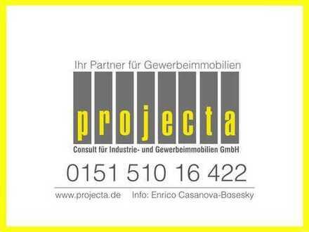 * 1.500 m² LAGER/BÜRO-KOMBI * 4 TORE * 0151-510 16 422 *
