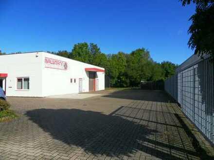 Gewerbehalle 342 m² mit Büro 155 m² (497 m²), ETG 2217 m², Hakenbusch 4, 49078 Osnabrück
