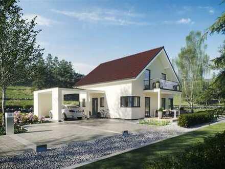 Preisgünstiges Einfamilienhaus zum Mietkauf. Baukindergeld kombinieren, mit Altschulden möglich