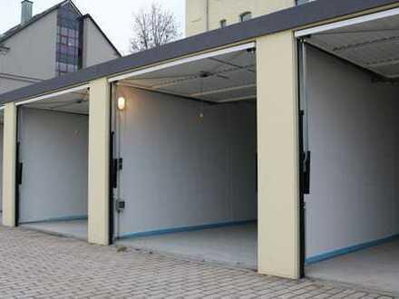 Neubaugaragen 2020 in Leipzig, Messe Allee zu vermieten