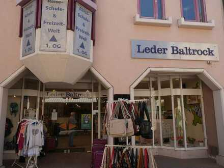 Attraktives Ladenlokal über zwei Etagen in 1A Lage, Ettlingen