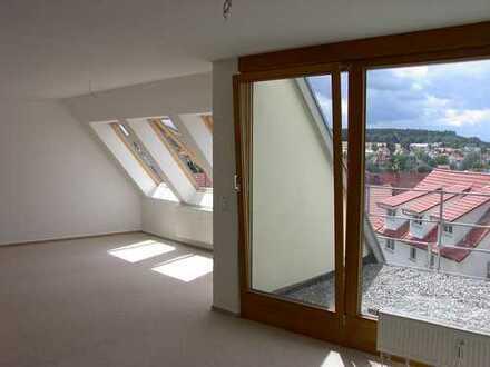 Schöne, sonnige 3-Zimmer-Dachgeschosswohnung