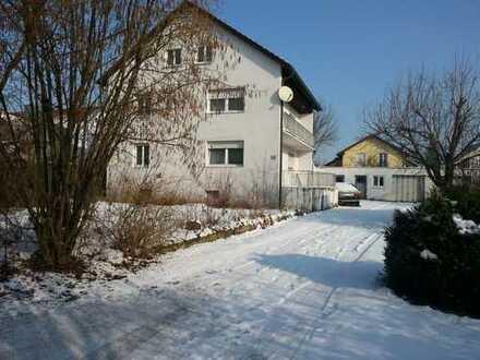 Baugrundstück mit Altbestand in Ingolstadt Süd-Spitalhof